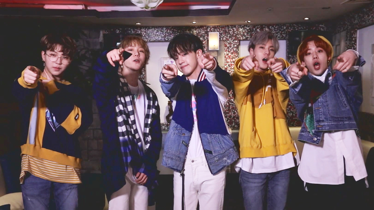 Ep.3933 - N.Flying / PENTAGON / 1TEAM / IU
