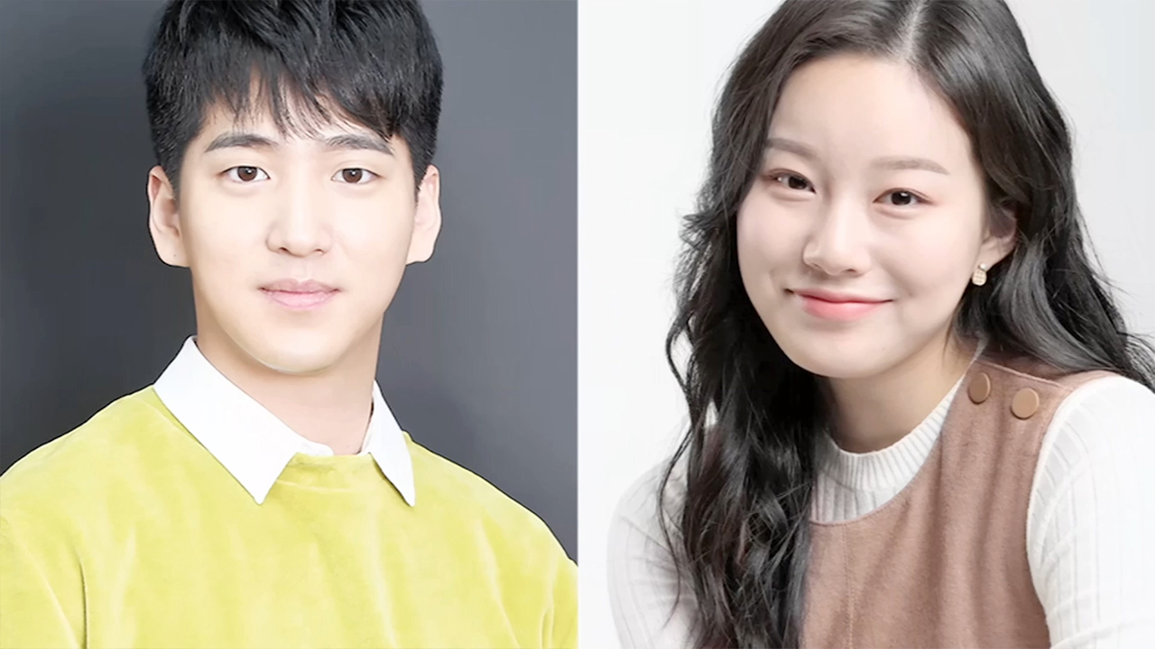CHA SUN-WOO (차선우) & PARK YOO-NA (박유나) STAR IN A WEB-DRAMA