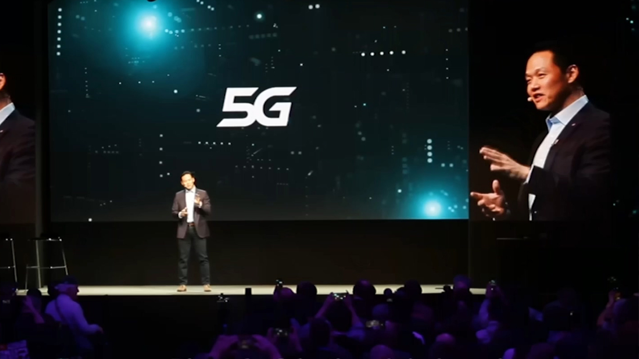 April 5, launch of the world's first commercial 5G services