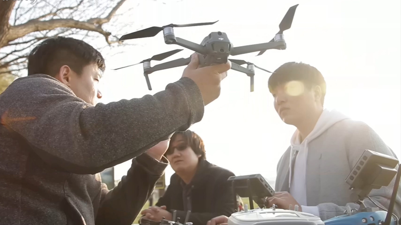 Rise of drone multitainer, growth of drone industry