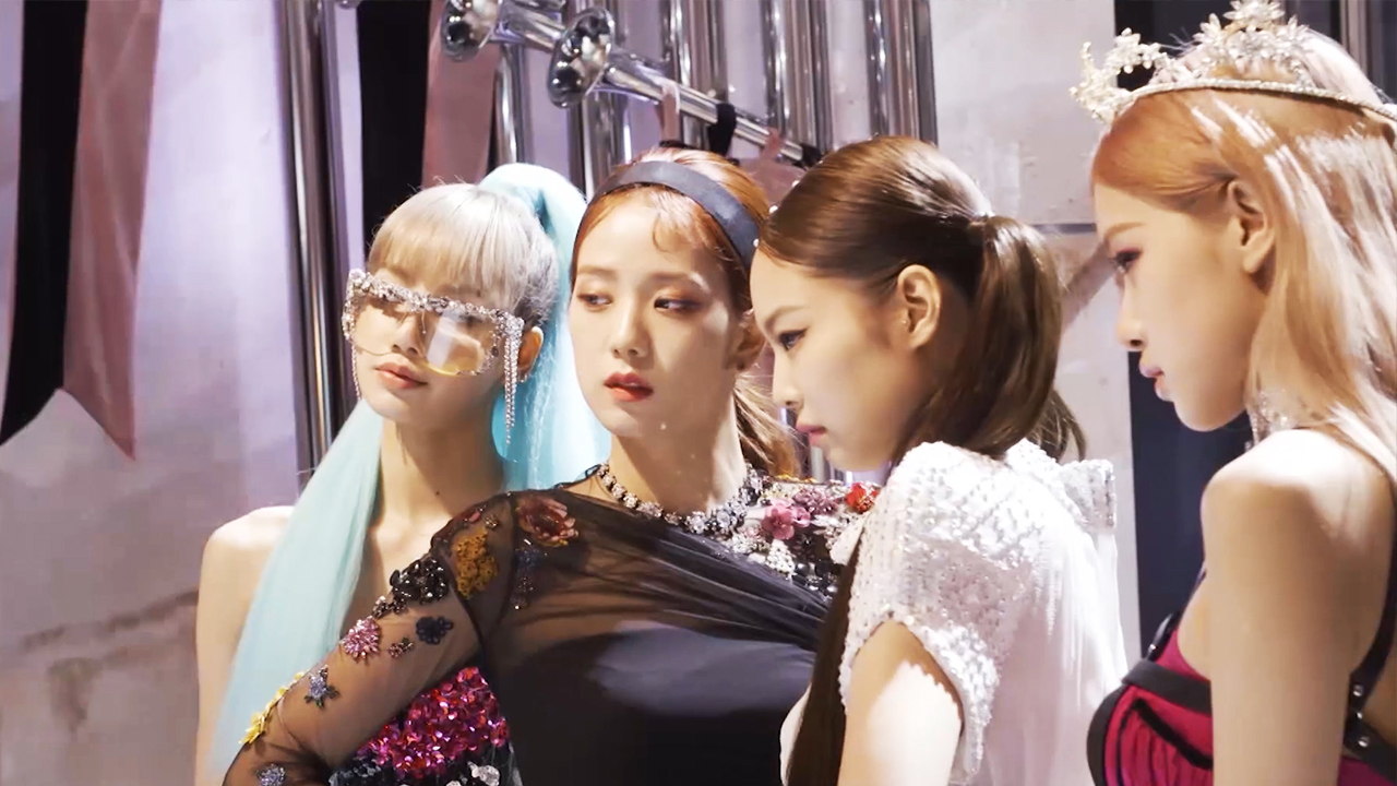 BLACKPINK (블랙핑크) _ Kill This Love (킬 디스 러브) _ MV Shooting Sketch
