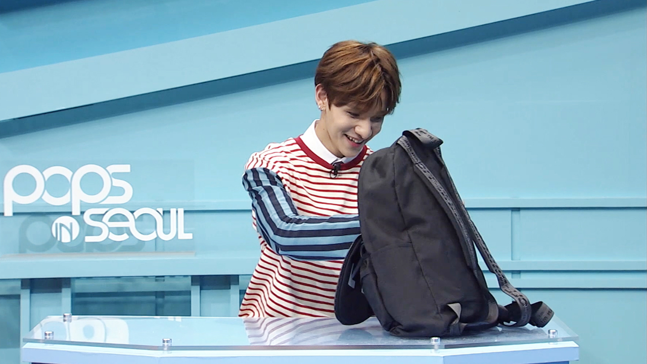 K-pop INSIDER : What's Inside Samuel (사무엘)'s bag?