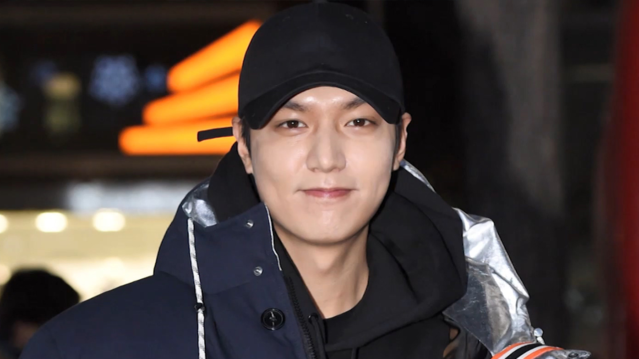 LEE MIN-HO (이민호) DISCHARGED FROM THE ARMY