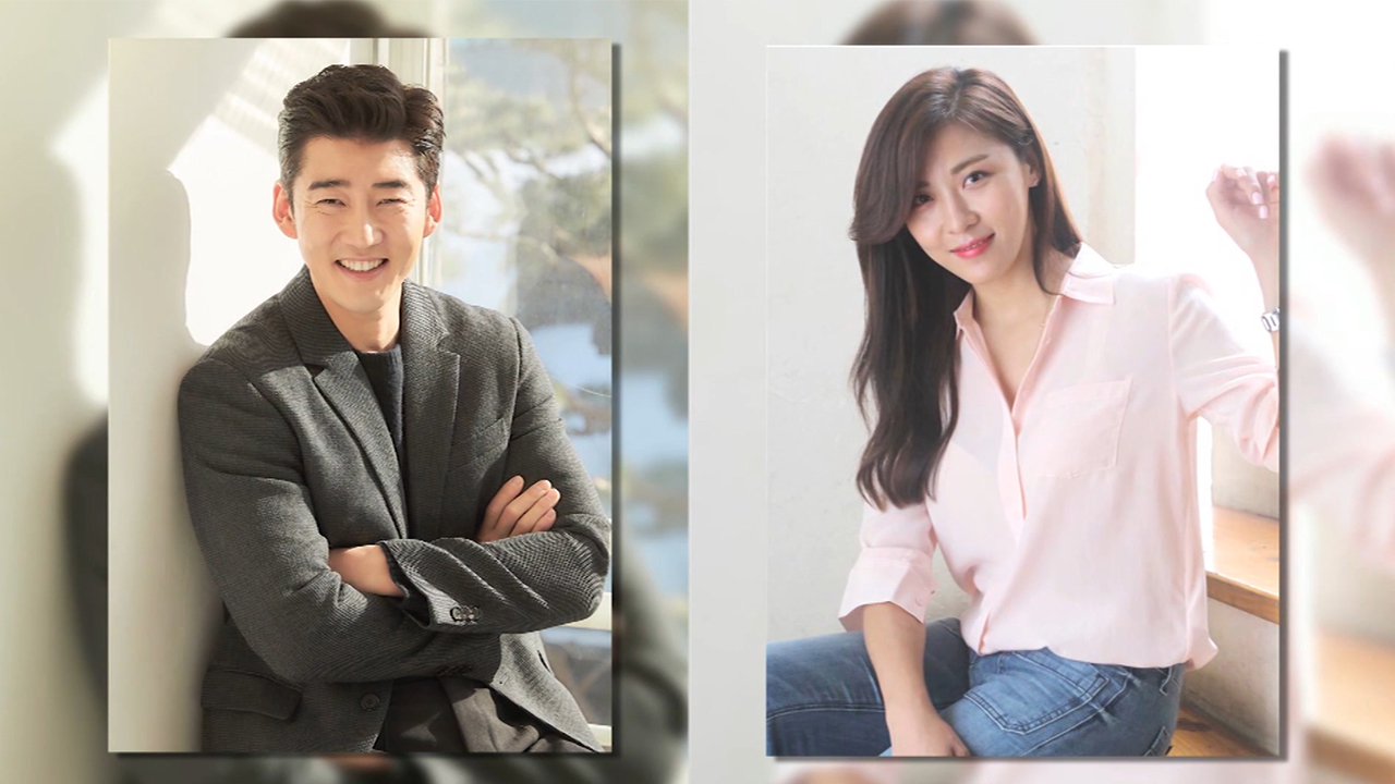 YOON KYE-SANG (윤계상) & HA JI-WON (하지원) TO STAR IN A NEW TV DRAMA