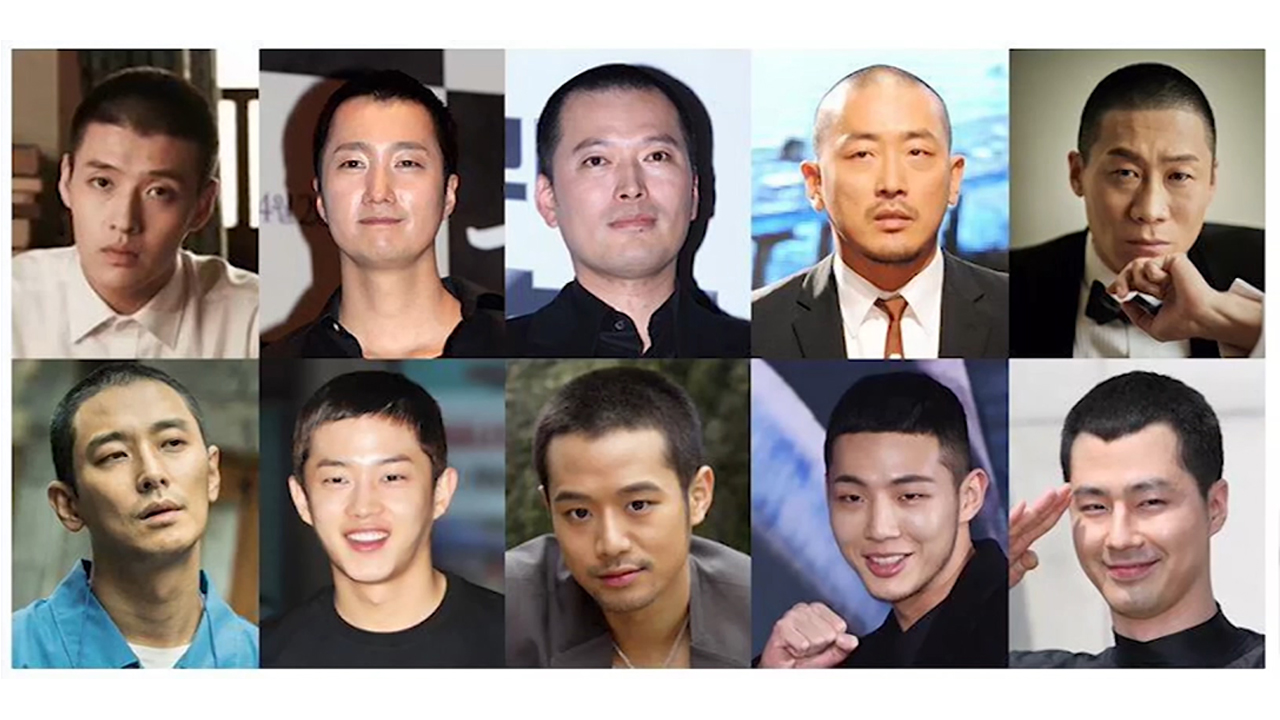 ★ Weekly top 5 ★ Actor who willingly shaved their head off for characters