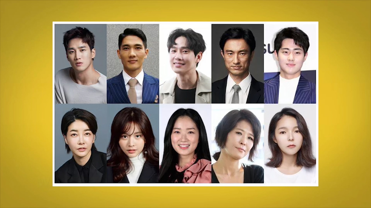★ Weekly top 5 ★ The best five supporting actors