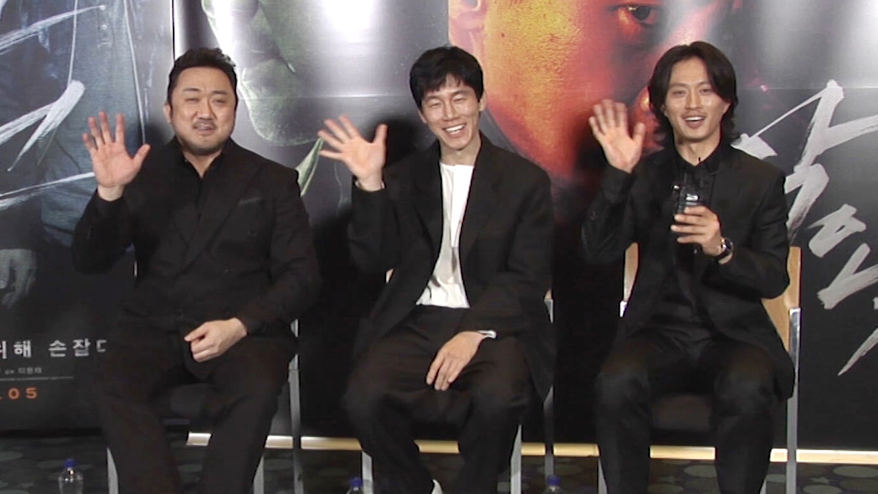 ★ Film SNEAK REVIEW ★ The Gangster, The Cop, The Devil (악인전)