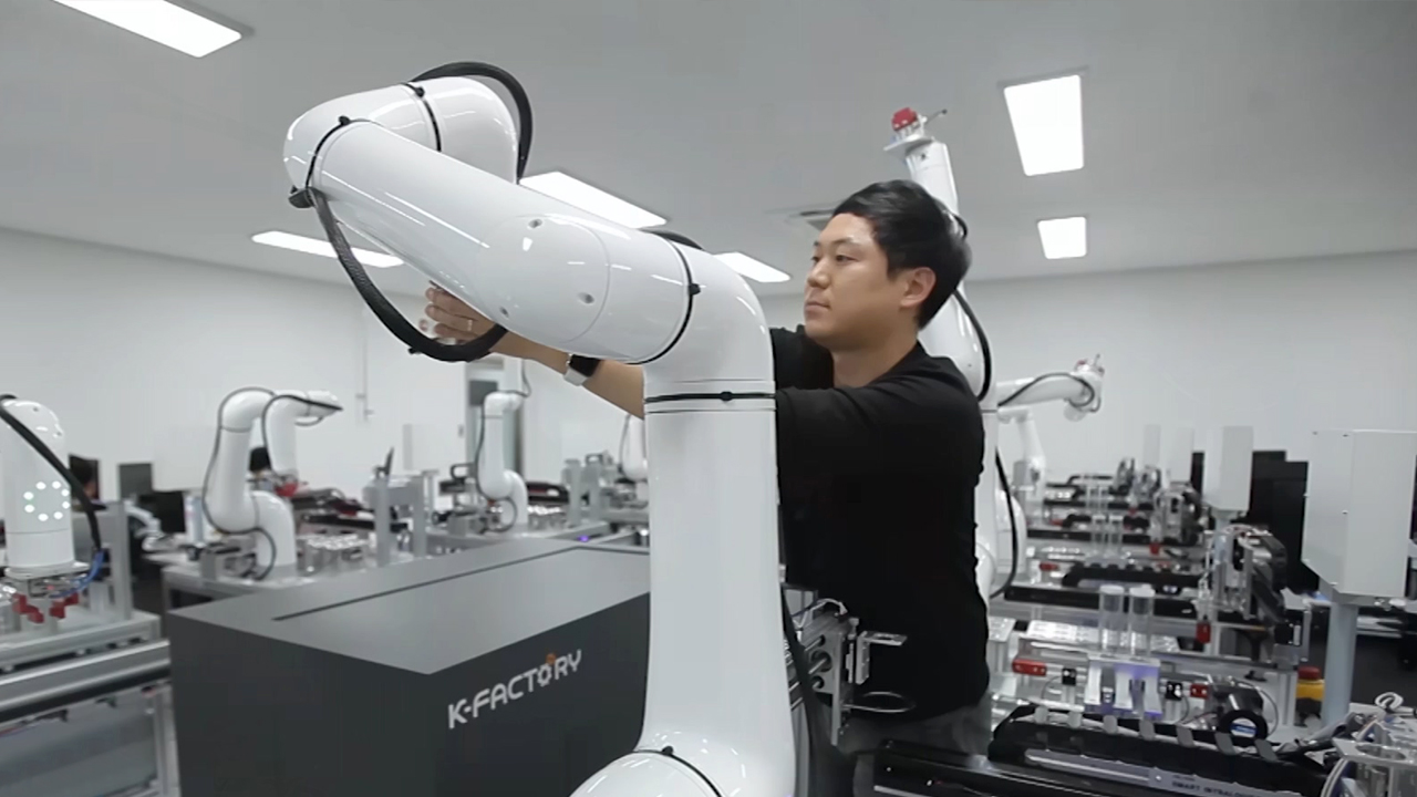 Ep.50 [ High technology meets food wastes / 'Cobot,' a key to smart factory / Korea's latest plastic surgery ]
