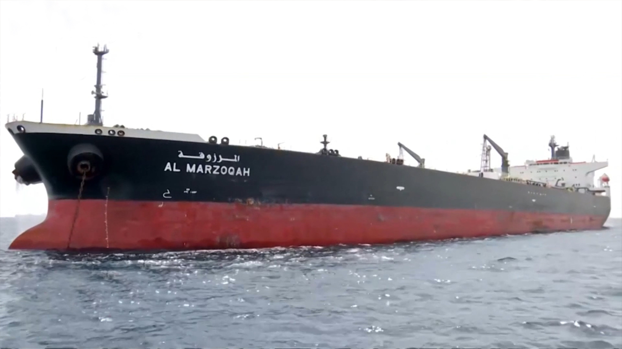 Saudi Oil Tankers Damaged In Sabotage Attack Near Strait Of Hormuz