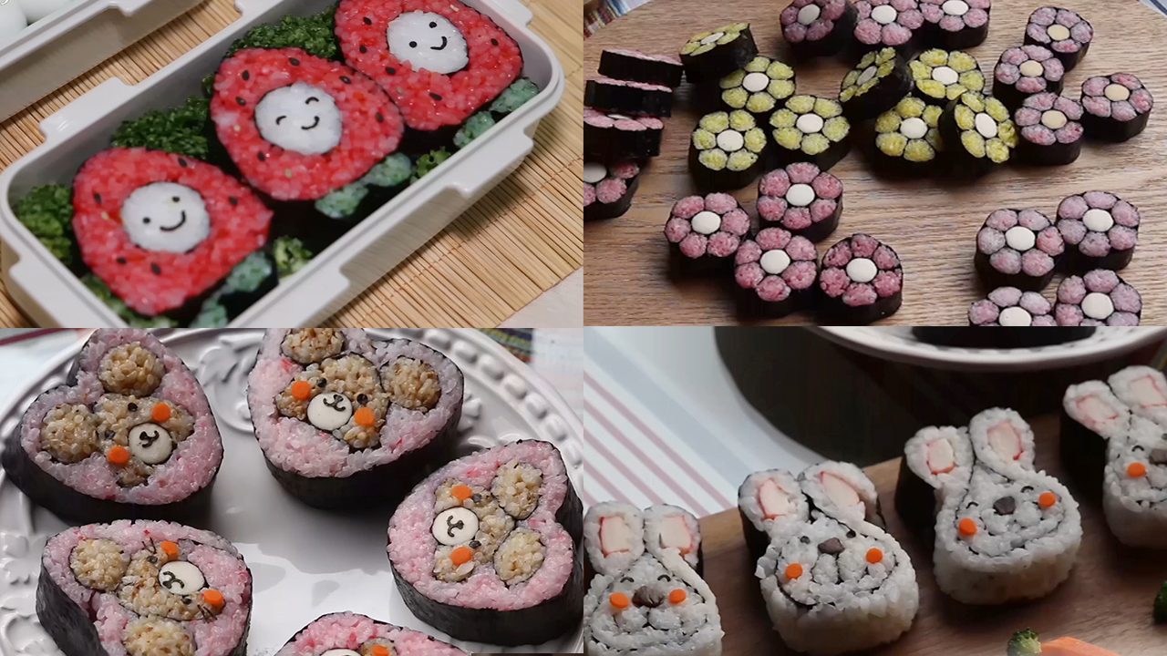 Fun and Adorable Culinary Creations