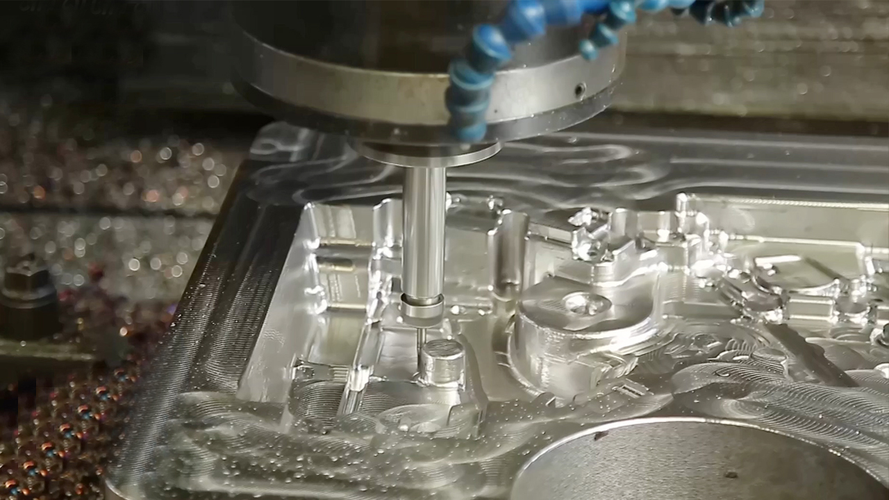 OH SUNG TECH, producing die-casting molds used in automotive engines