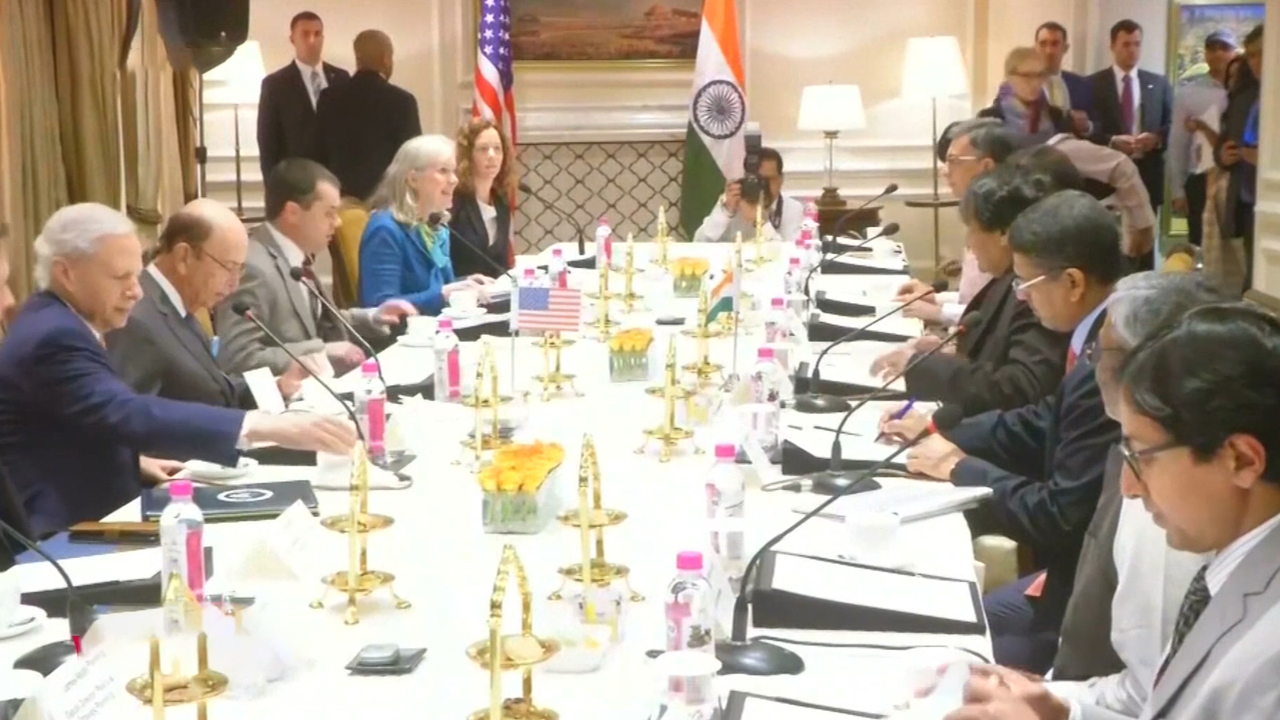 55-4 India Slaps Higher Tariff On 28 U.S. Goods After Being Withdrawn From GSP
