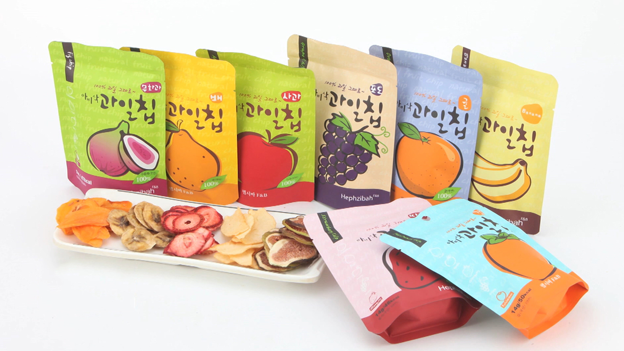 Hephzibah F&B, producing nutritious snacks with dried fruit chips