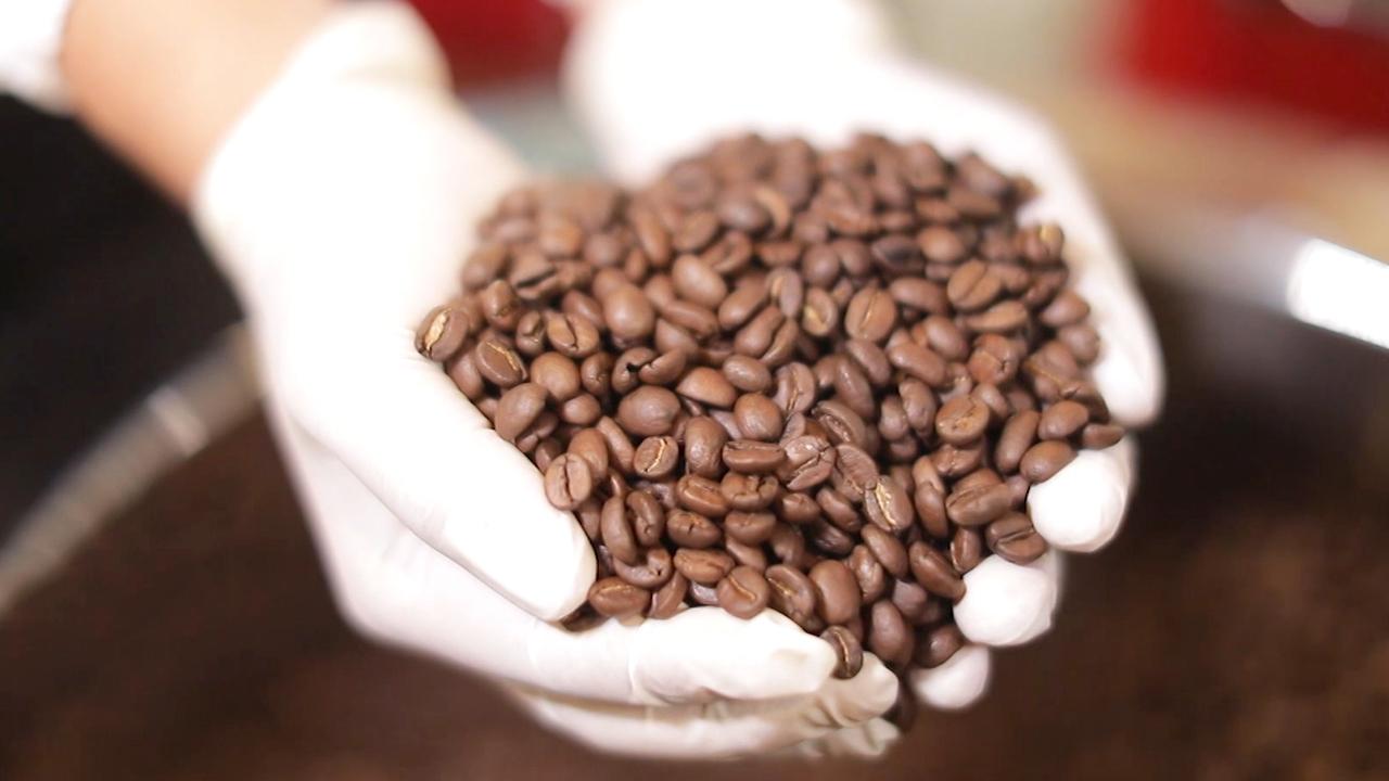 Roasting Company Roum, offering a one-stop total solution to set up cafes