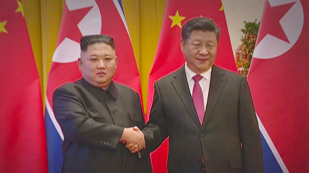 Ep.13 Xi visits N. Korea, a new hope for dialogue?