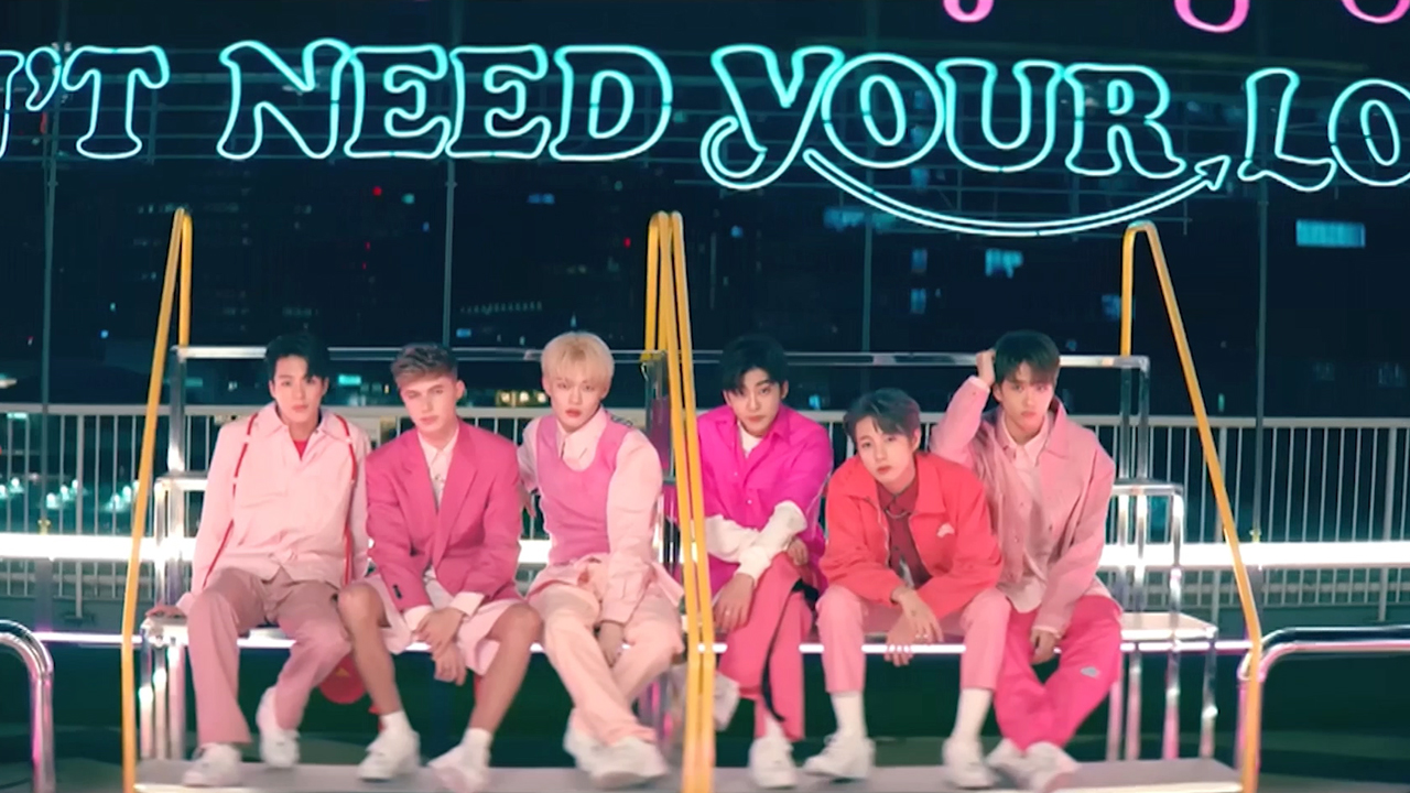 NCT DREAM & HRVY (엔시티 드림 & 하비) Don't Need Your Love