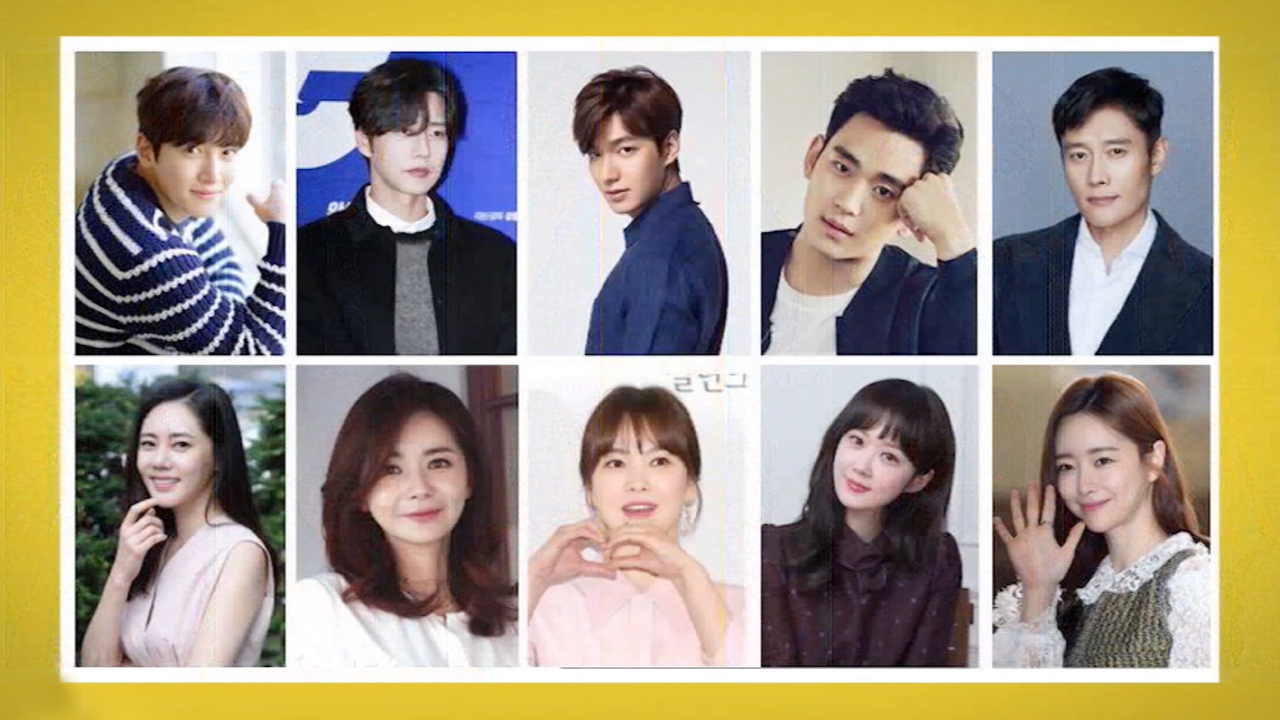 ★ Weekly top 5 ★ Celebrities who captivated their Chinese fans and viewers