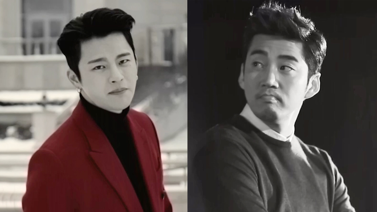 ★ Decalcomanie ★ Seo In-guk (서인국) vs Yoon Kye-sang (윤계상)