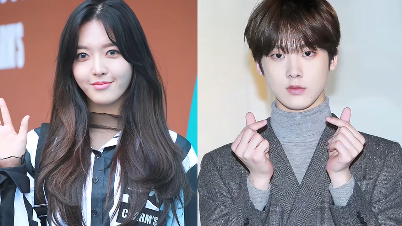 AOA'S CHAN-MI (찬미) & YOON SAN-HA (윤산하) OF ASTRO CONFIRMED TO STAR IN A NEW WE...