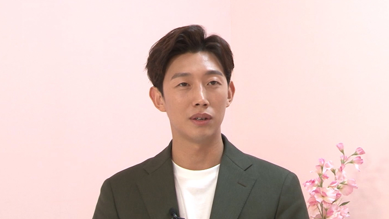 actor Kang Ki-young (강기영) Interview