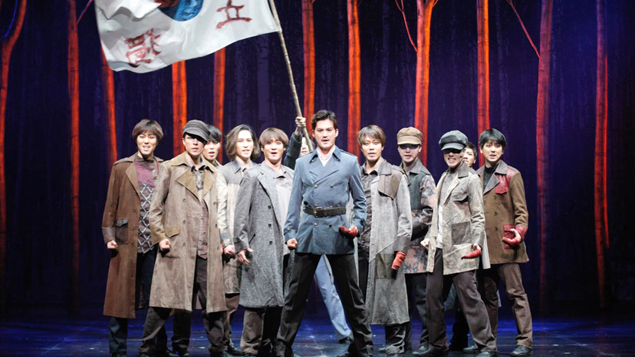 musical 'Hero (영웅)' New PLAY & MUSICAL