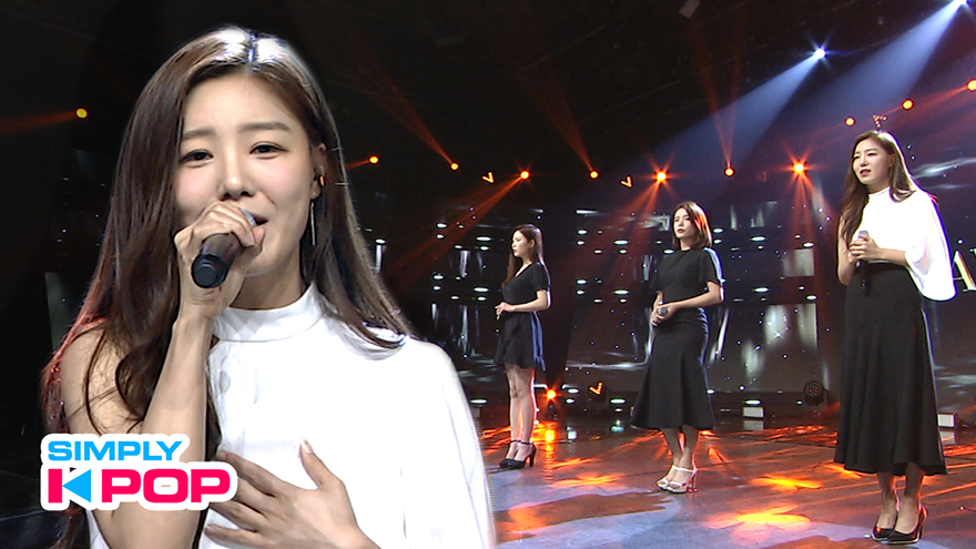 [Simply K-Pop] Simply's Spotlight GAVY NJ(가비엔제이) _ Sunflower(해바라기) + See you again(다시 만나자)