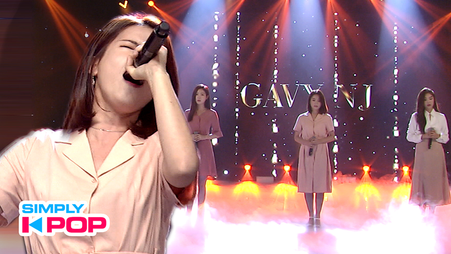 [Simply K-Pop] GAVY NJ(가비엔제이) _ See you again(다시 만나자)