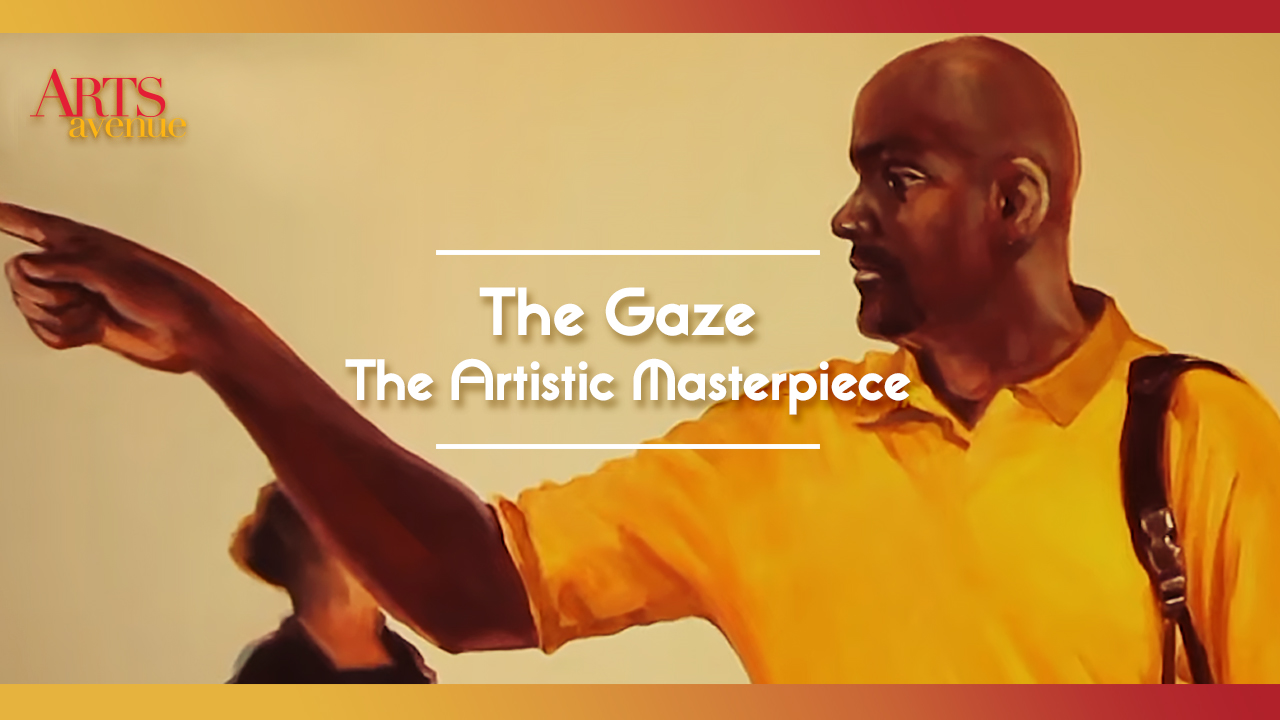 [ Fine Art ] 'The Gaze and The Artistic Masterpiece' Exhibit