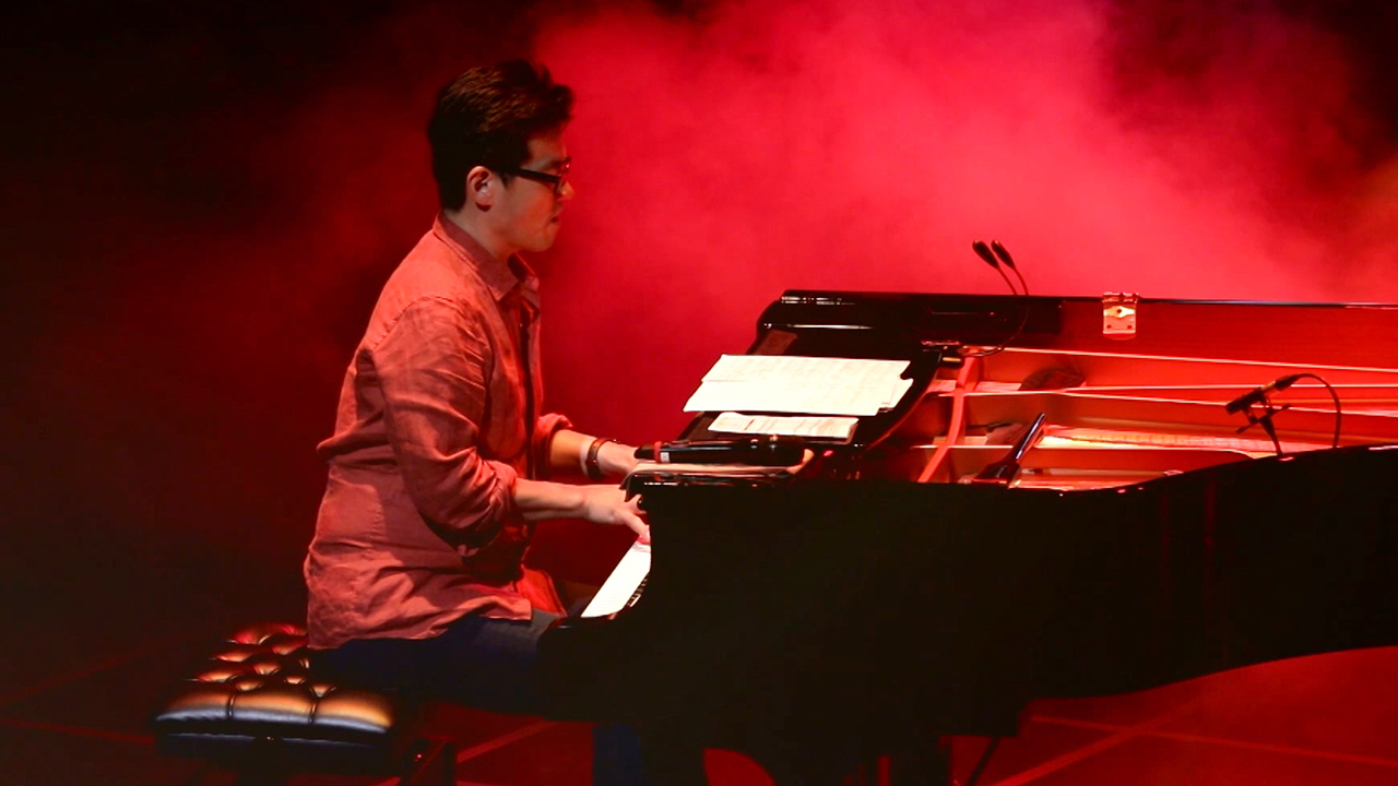 [ Performance ] Pianist Cho Yoon-seung's 'Jazz Cinema'