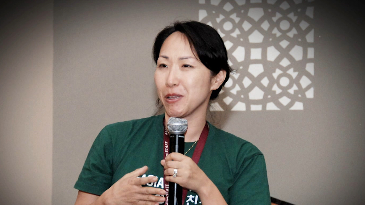 Ep.283 Grace Hwa-kang Song, Founder and Executive Director of ASIA Families