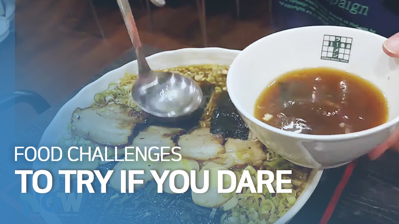 Food Challenges to Try If You Dare