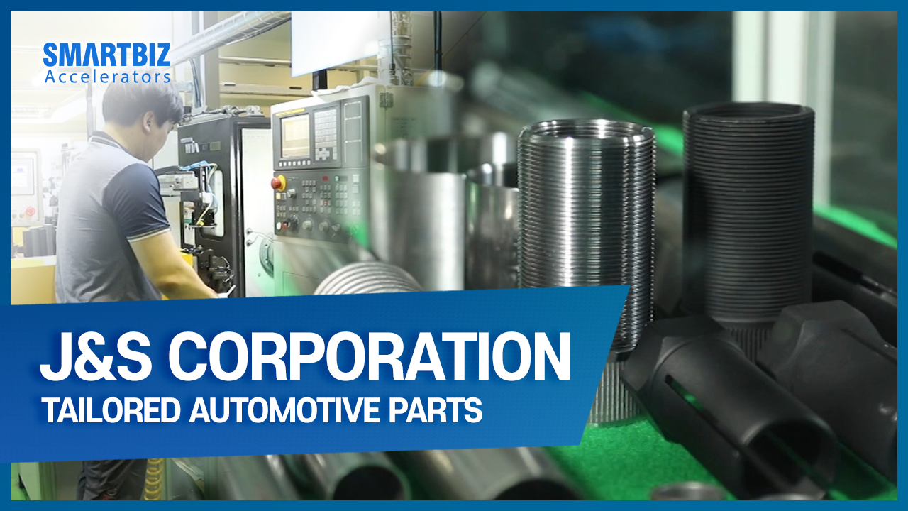 J&S Corporation, producing tailored automotive parts for clients