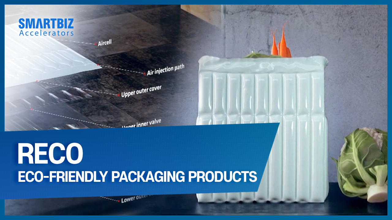 RECO, making high-quality, eco-friendly packaging products