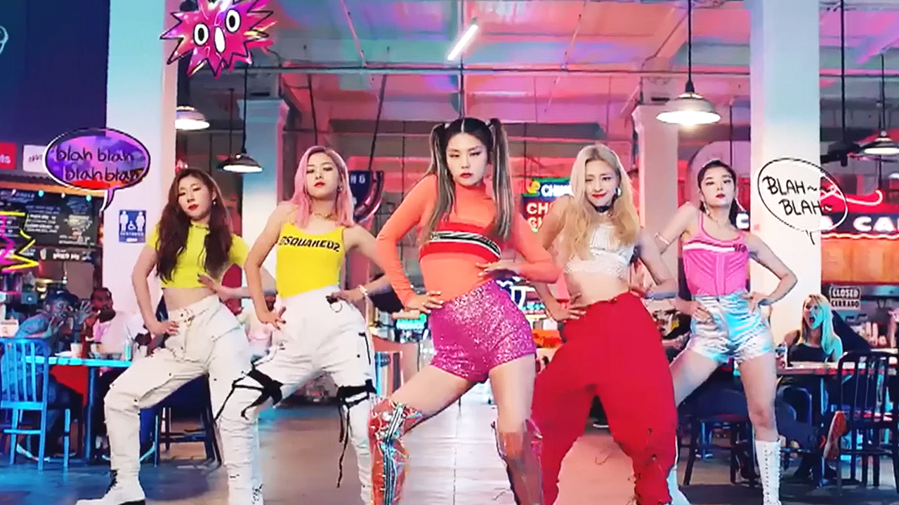 ITZY (있지) Icy