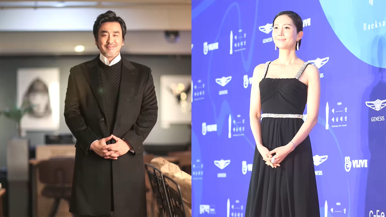 RYU SEUNG-RYONG (류승룡) & YUM JUNG-AH (염정아) PARTNER UP IN A NEW FILM