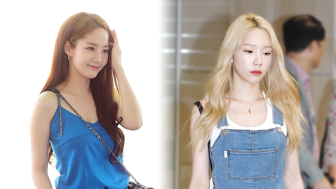 ★ FASHION WEEKLY ★ Celebrities with the sleeveless fashion (스타들의 슬리브리스 패션)