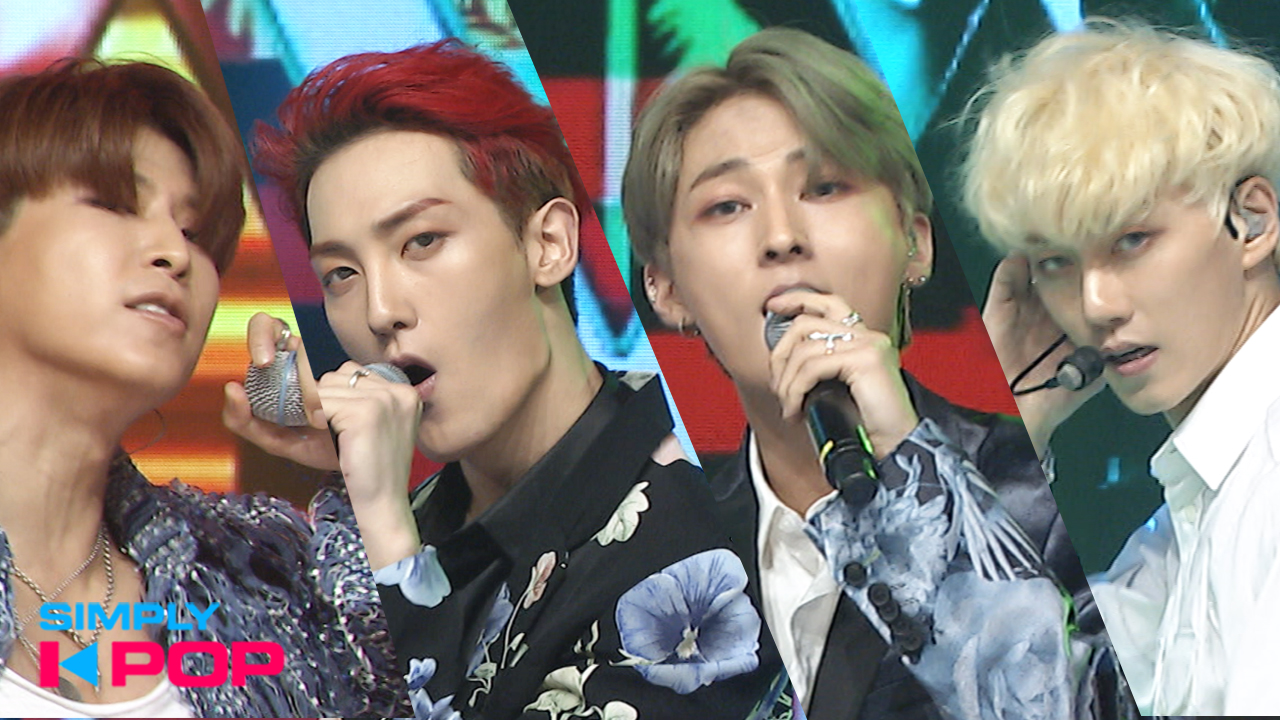 [Simply K-Pop] VAV(브이에이브이) _ Give me more