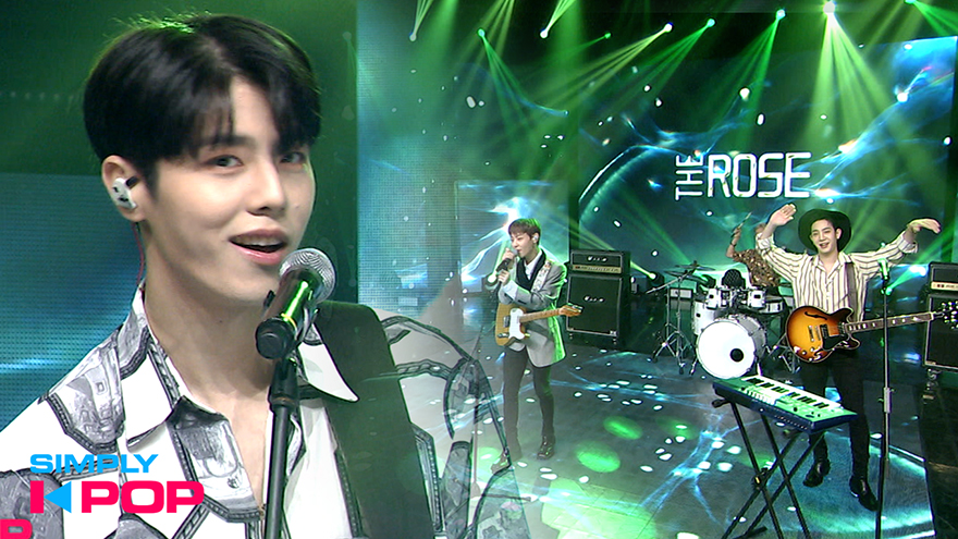 [Simply K-Pop] The Rose(더로즈) RED