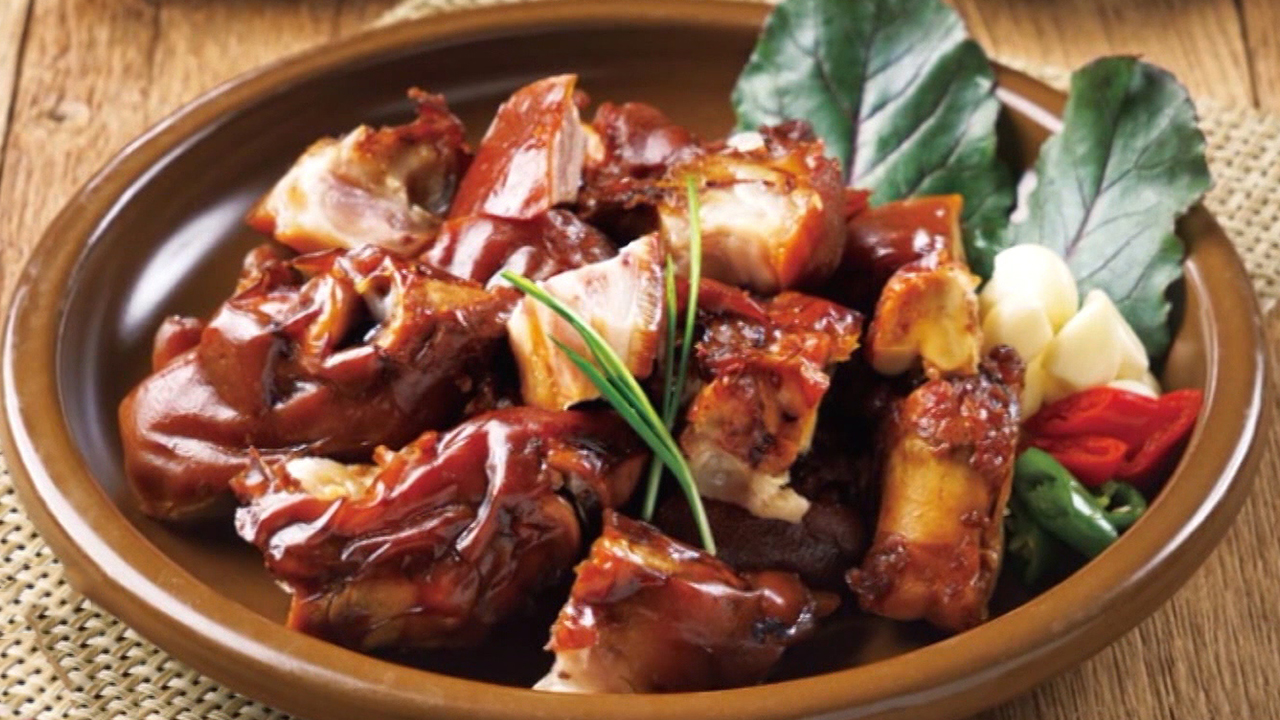 Kwangjoo Food, providing high quality pig's feet with good ingredients