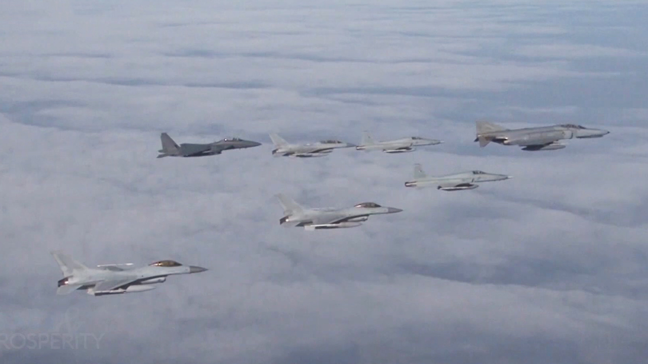 19-2 Russian aircraft violates Korean airspace ; History of Foreign air force...