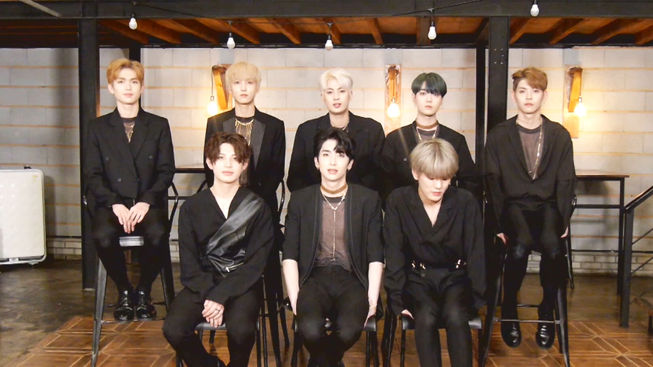 UP10TION (업텐션) Interview