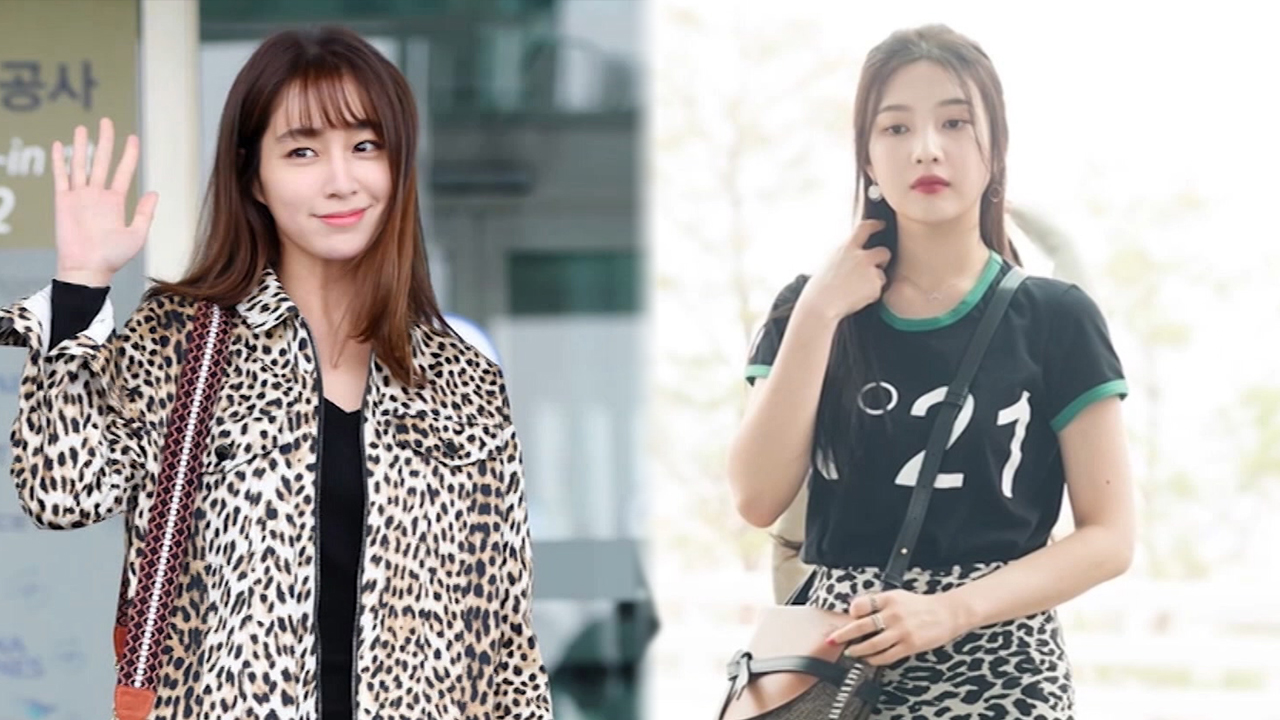 ★ FASHION WEEKLY ★ Celebrities with the leopard print fashion (스타들의 레오파드 패션)