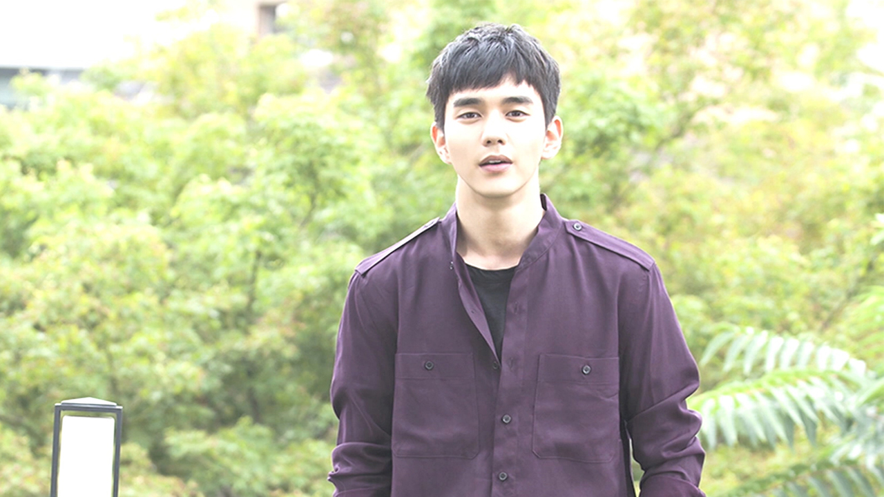 Actor Yoo Seung-ho (유승호) Q&A