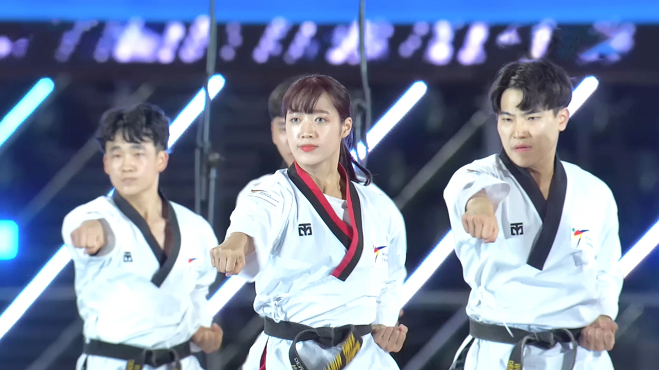 The 2019 Chungju World Martial Arts Masterships