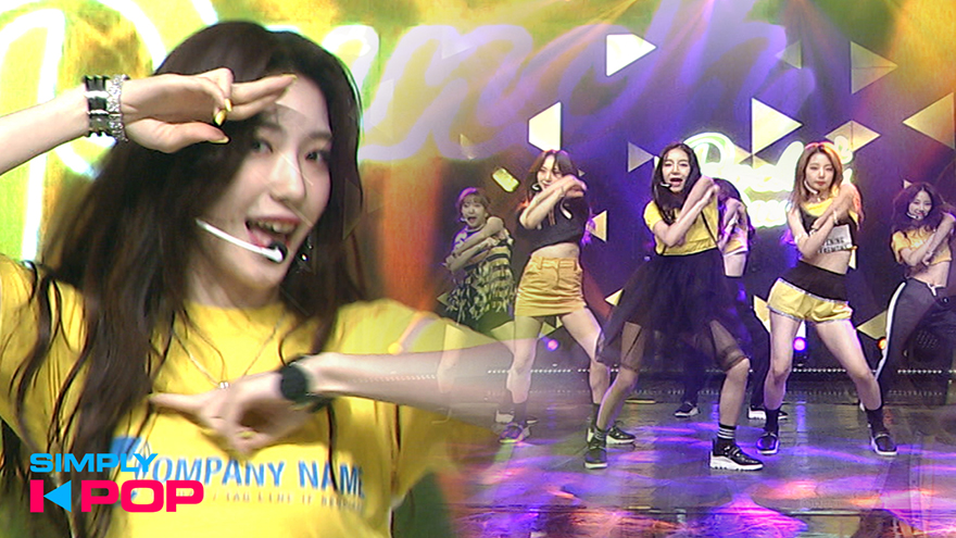 [Simply K-Pop] Rocket Punch(로켓펀치) BIM BAM BUM(빔밤붐)
