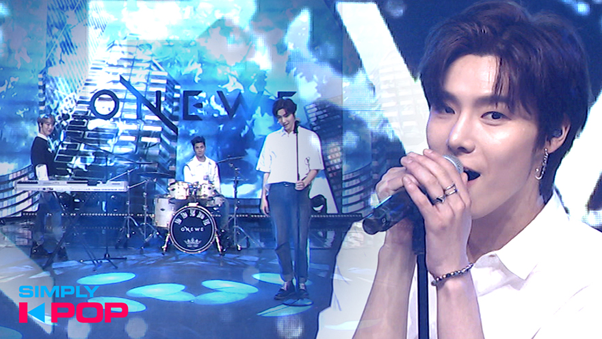 [Simply K-Pop] Simply's Spotlight ONEWE(원위) _ Feeling Good + Regulus(야행성)