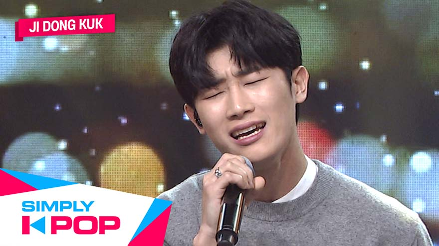 [Simply K-Pop] Ji Dong Kuk(지동국) The way back to you(돌아가는 길)