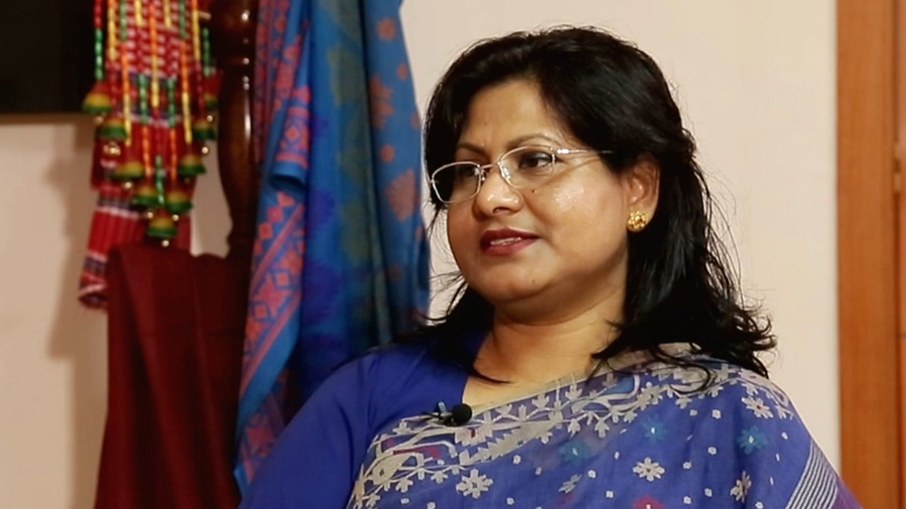Ep.65 Ambassador of Bangladesh Republic to S. Korea, Abida Islam