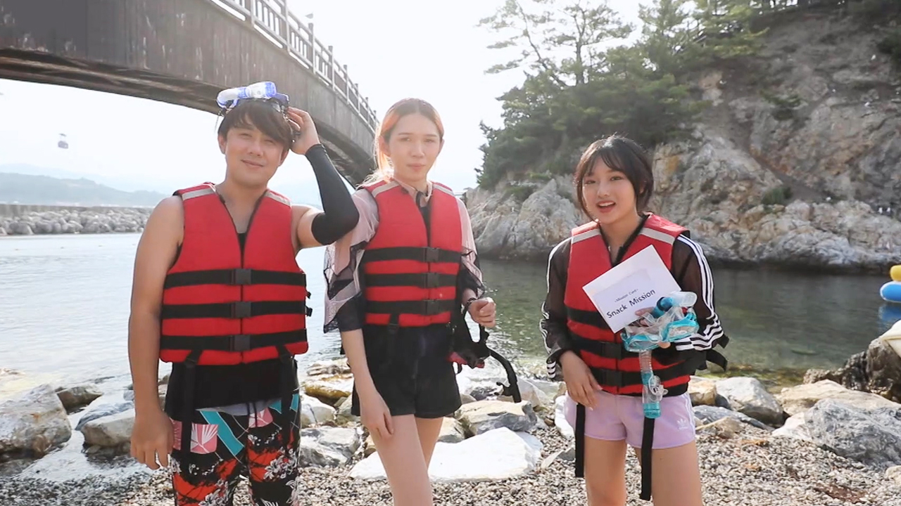 Ep.06 Korea's top summer vacation destination, Gangwon-do! [Part 2]