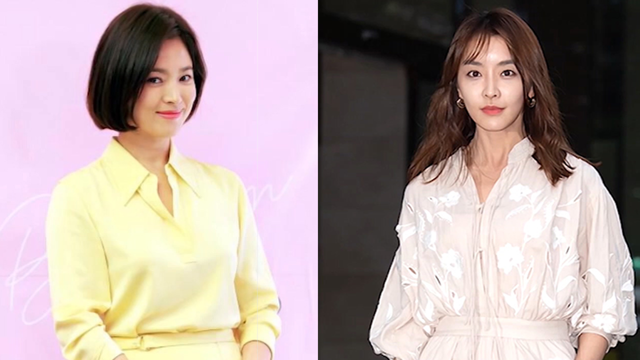 ★ FASHION WEEKLY ★ Celebrities with the Two-Piece Outfits (스타들의 투피스룩)